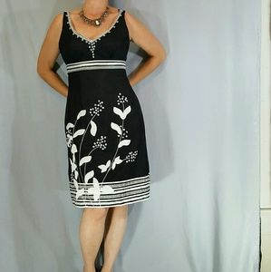 Adrianna Papell day dress